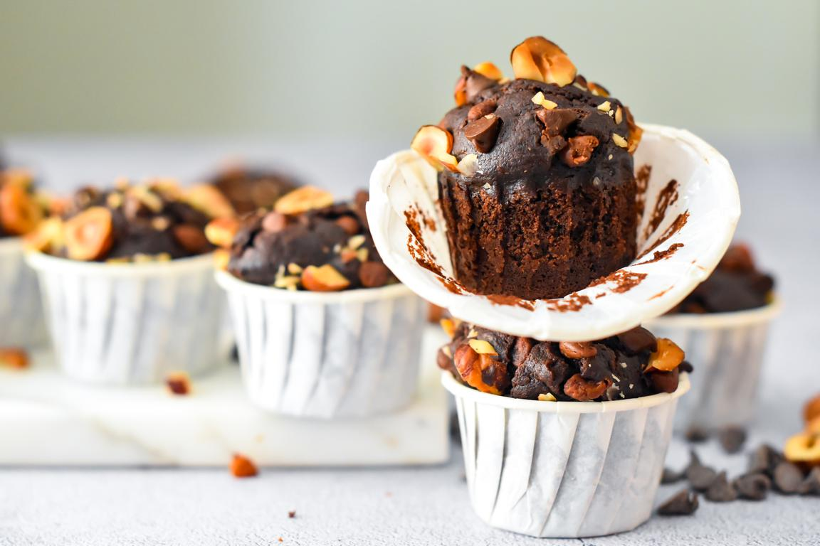 muffins choco 7