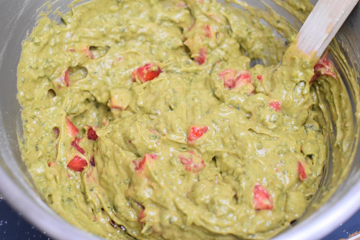 gateau pistache fraise 7