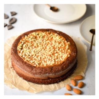 Gâteau chocolat & amande sans gluten