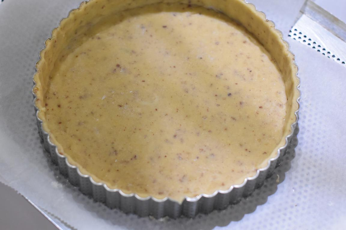 tarte pecan vanille creme brulee 5