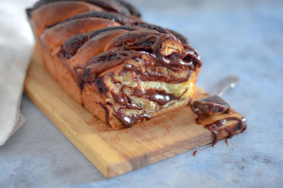babka caramel chocolat 18