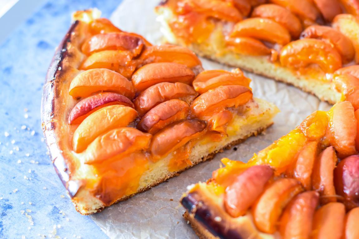 tarte brioche abricots 14