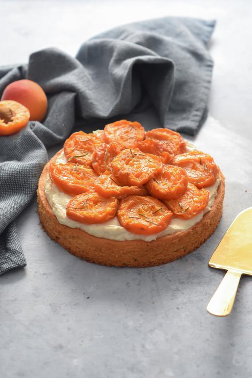 tarte abricots vanille huile dolive 10