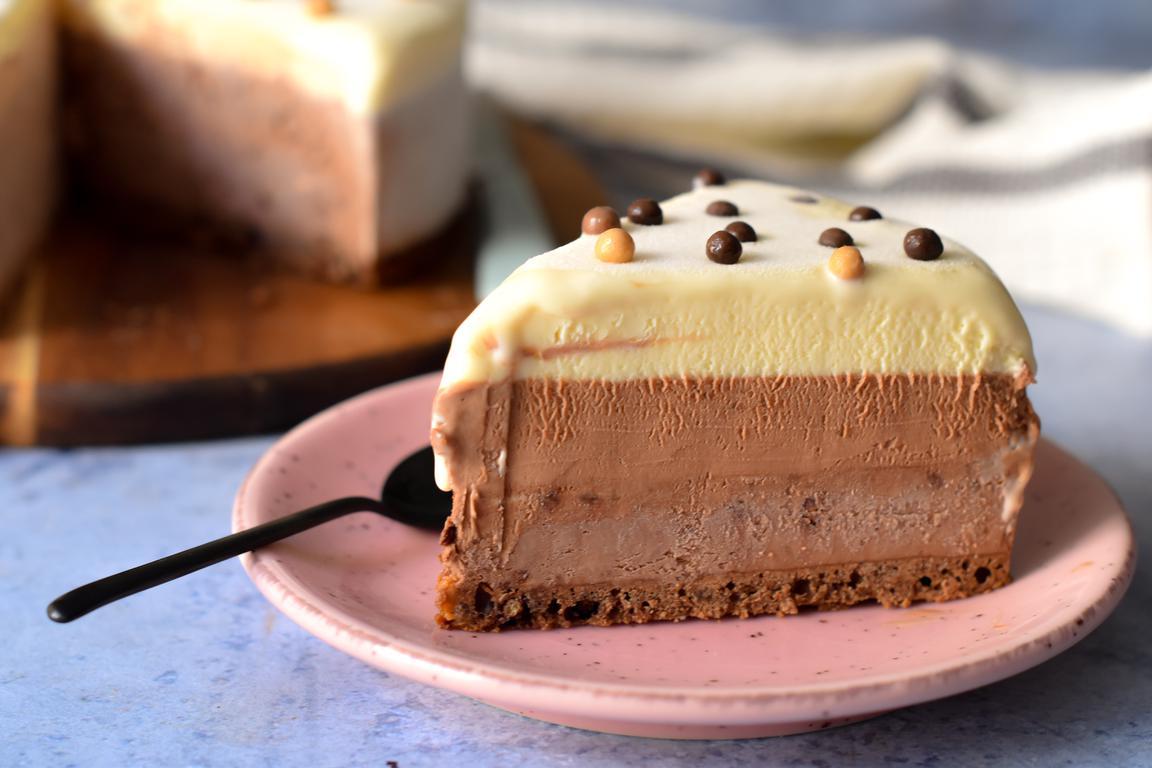 entremets glace chocolat 15