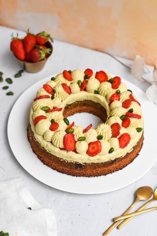 gateau pistache fraise 20