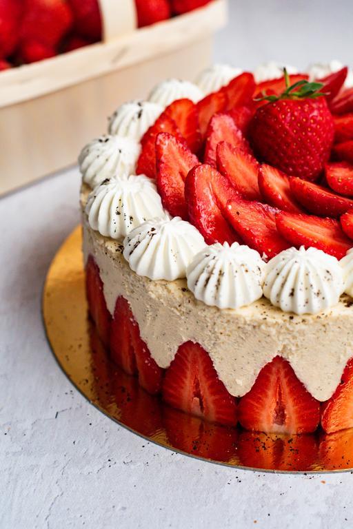 fraisier tahiti 25