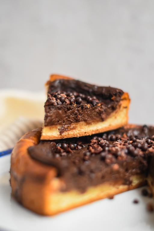 tarte briochee chocolat 16