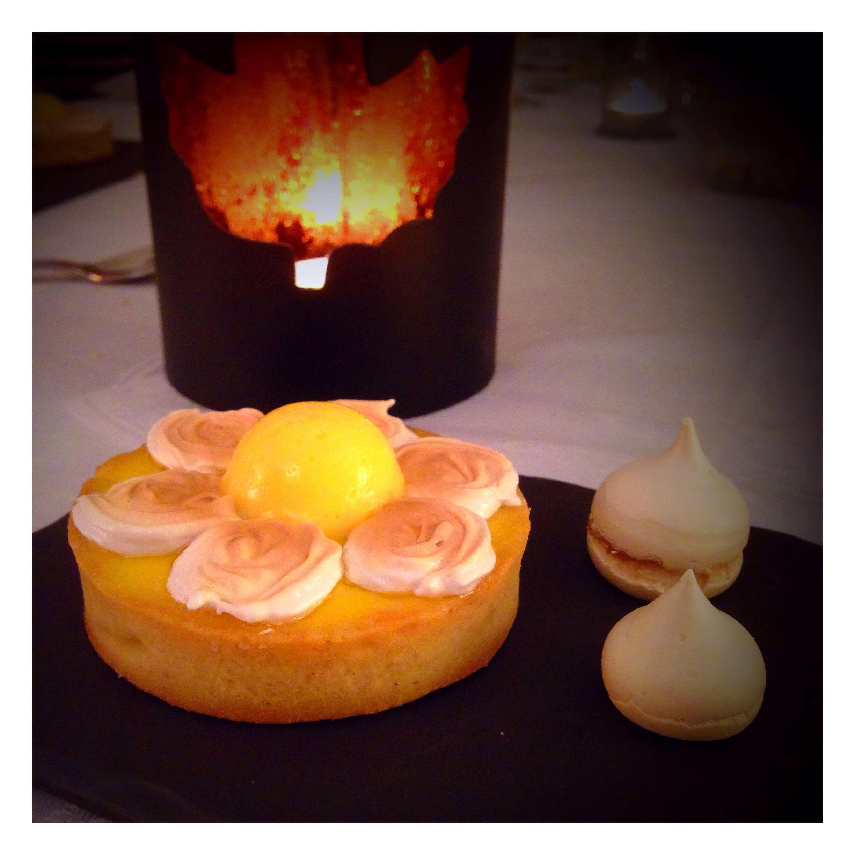 Tartelette au citron meringuée (Pierre Hermé)