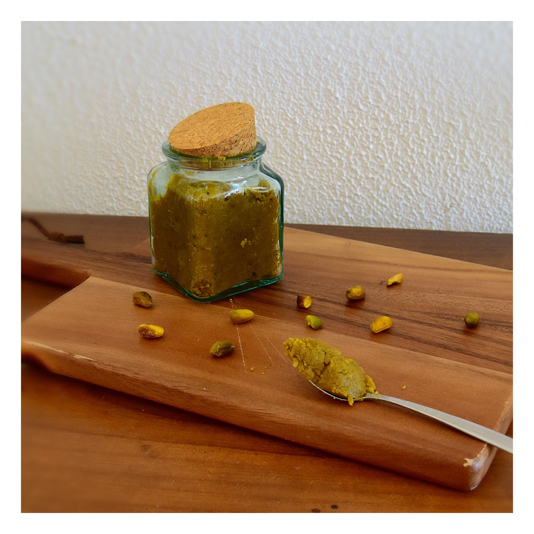 Pâte de pistache (Pierre Hermé)