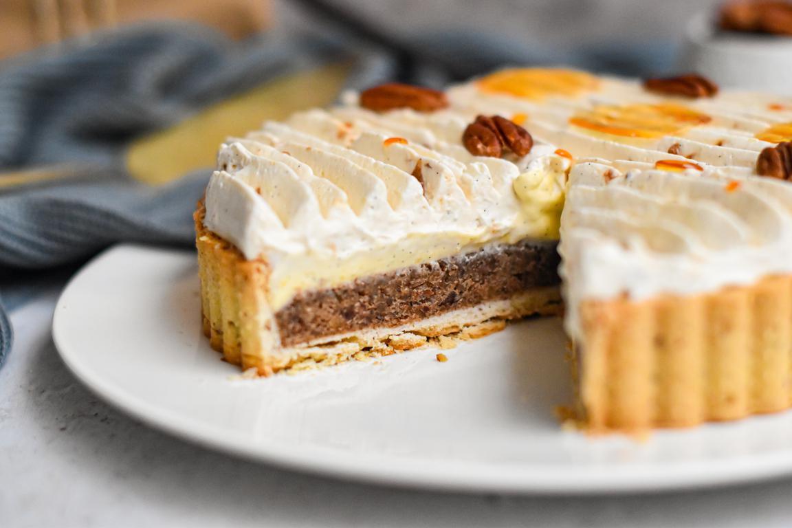 tarte pecan vanille creme brulee 27