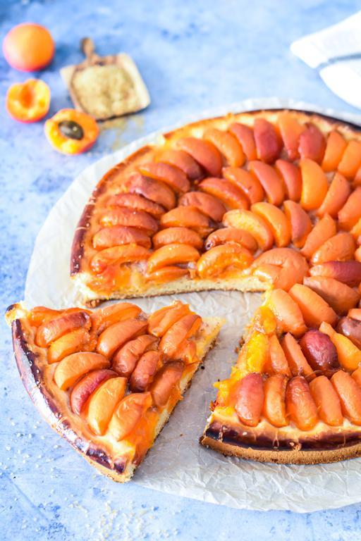 tarte brioche abricots 13