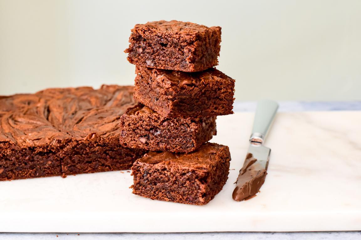 brownie nocciolata 9