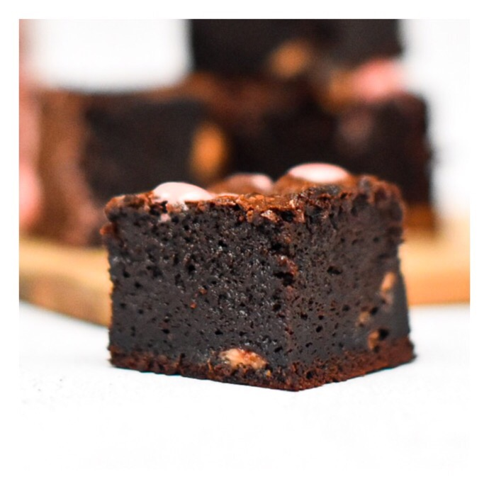 Brownie au cacao