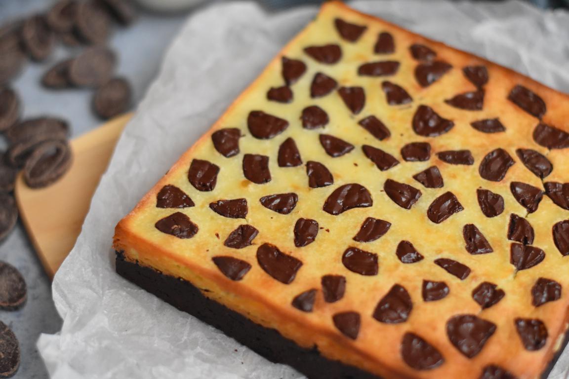 brownie cheesecake 8