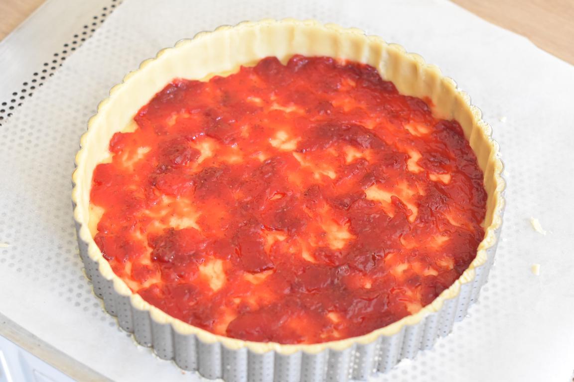 tarte fraise yaourt 3