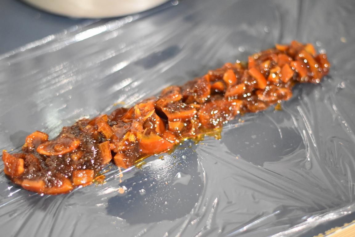 buche agrumes miel 6