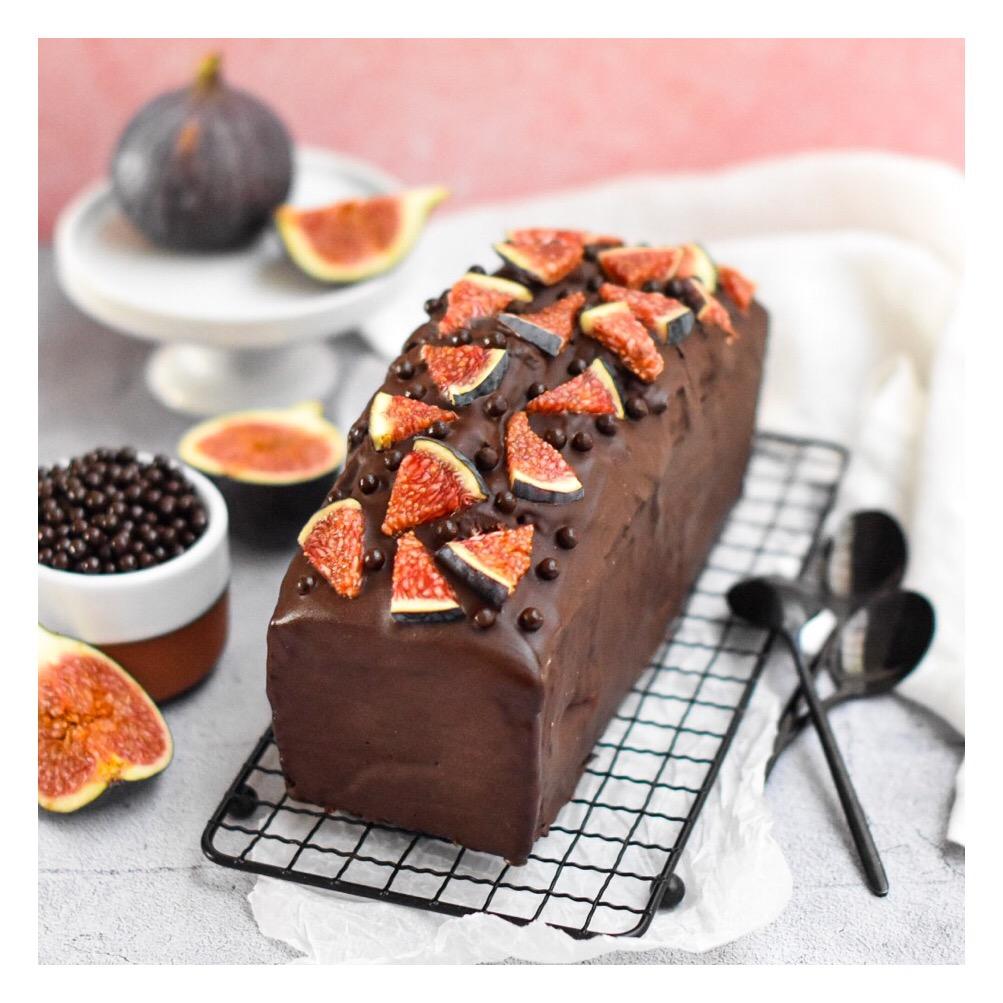 Cake chocolat & figue