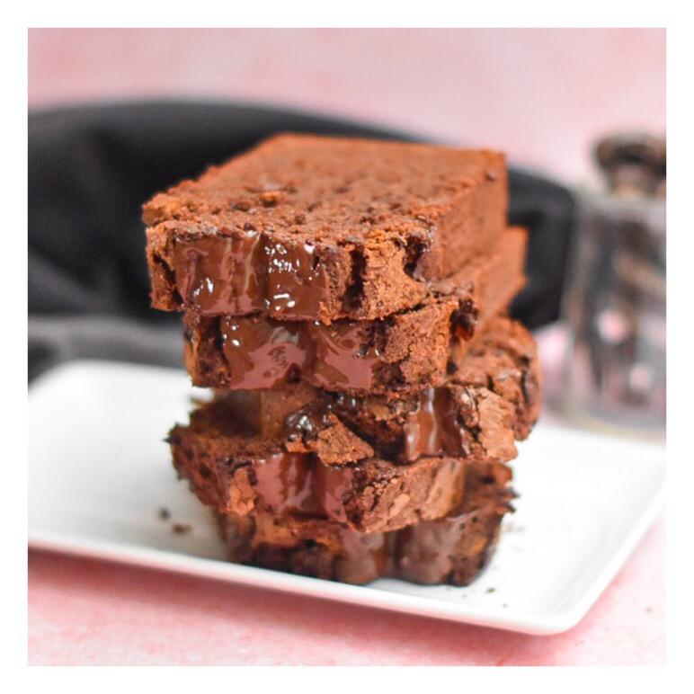 Cake au chocolat (Karim Bourgi)