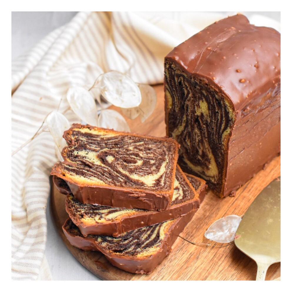 Cake marbré (Karim Bourgi)