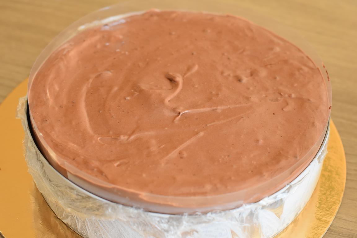 entremets glace chocolat 11