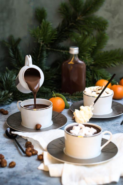 chocolat chaud haviland 12