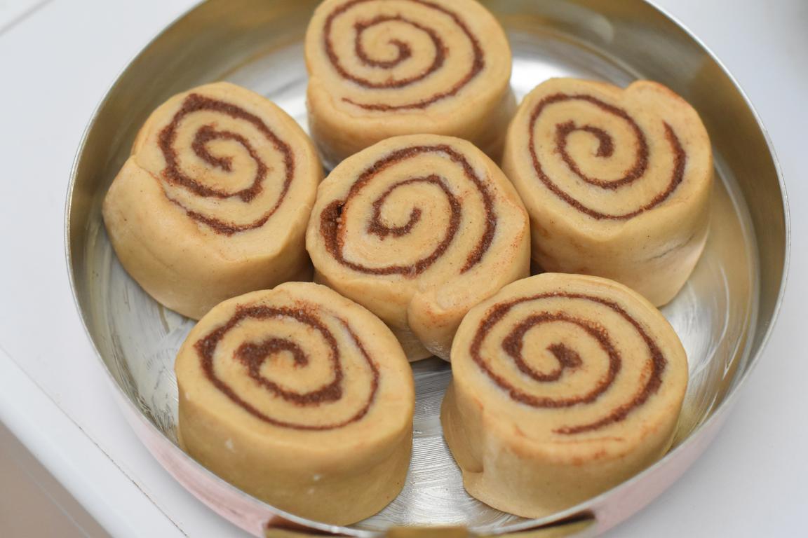 cinnamon rolls 9