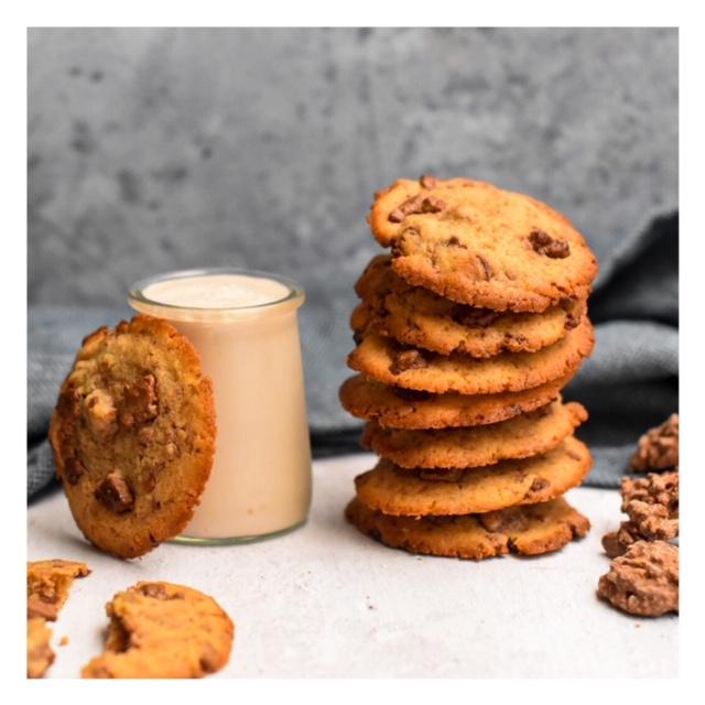 Cookies chocolat& bretzel