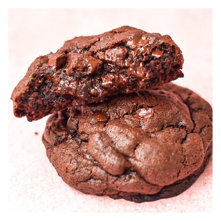 Cookies tout chocolat façon Levain Bakery