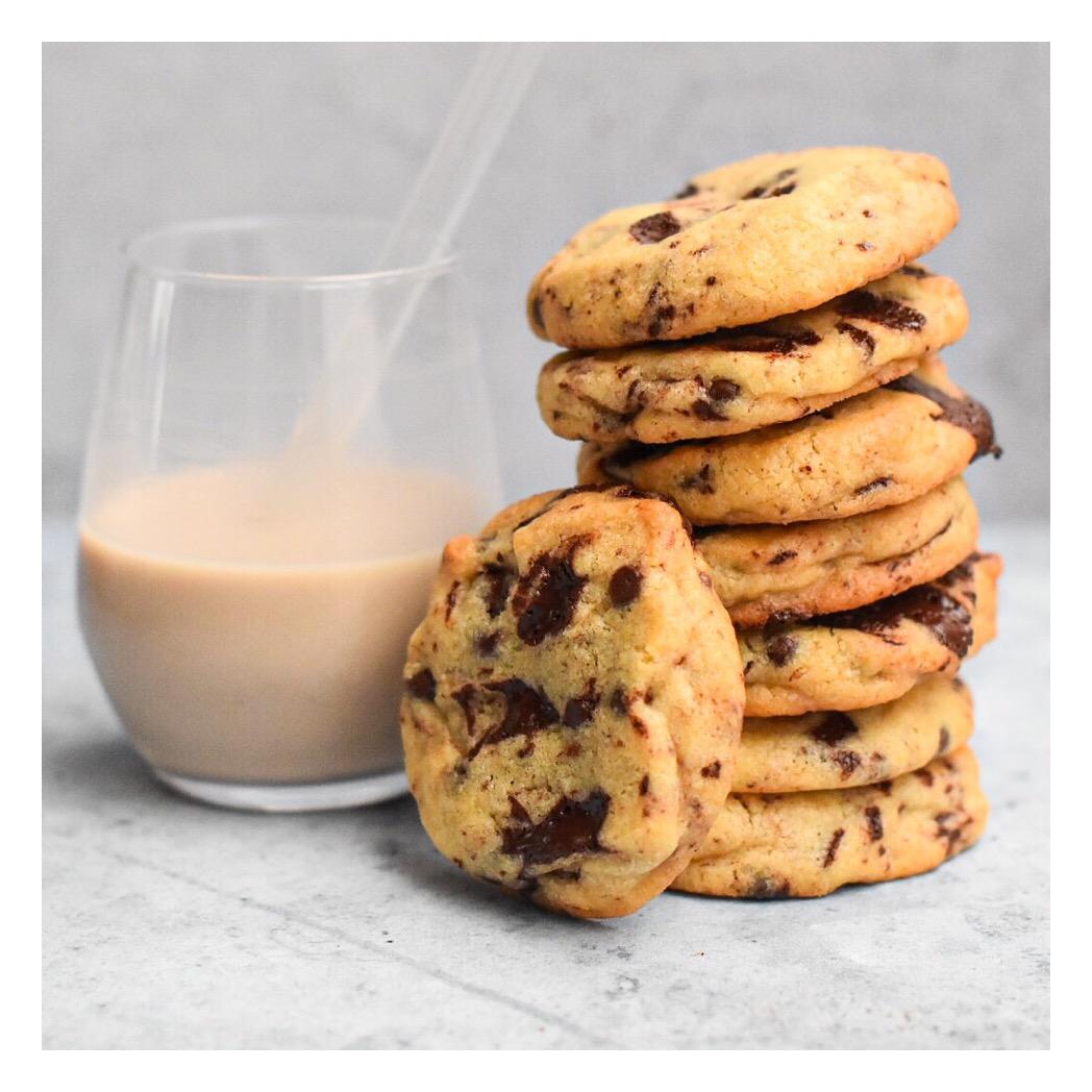 Cookies au chocolat (Cyril Lignac)