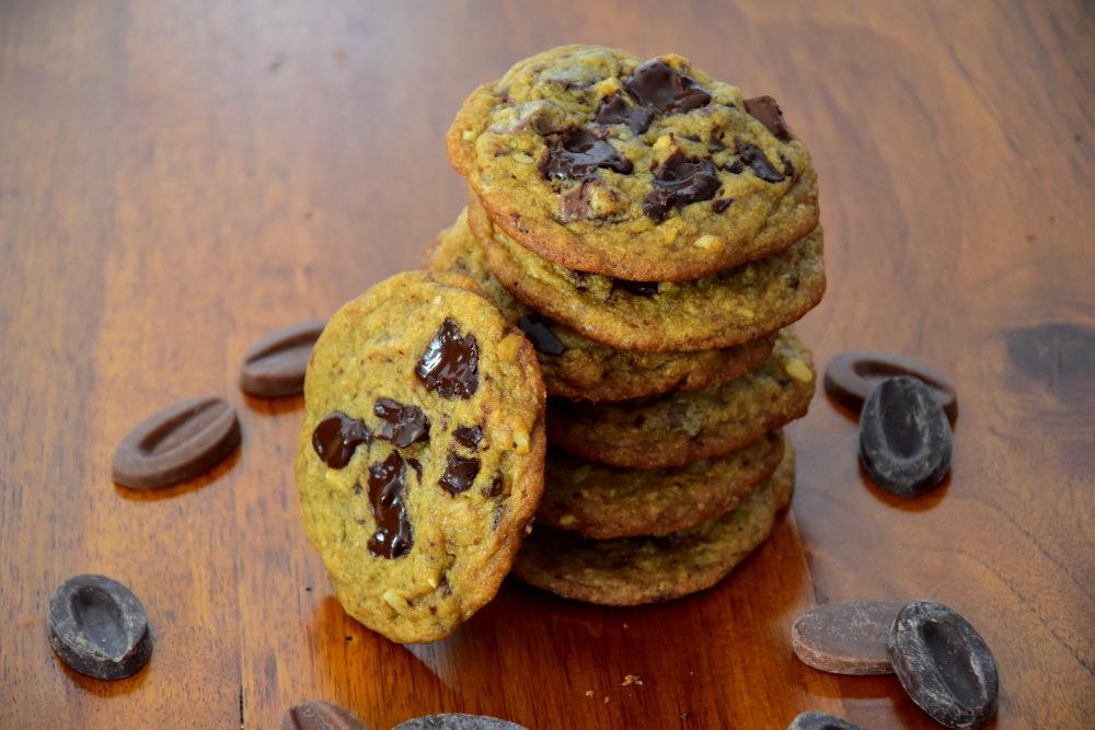 Cookies choco-noisette super moelleux