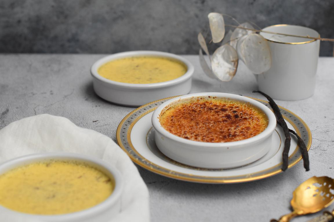 Crème brûlée (Karim Bourgi)