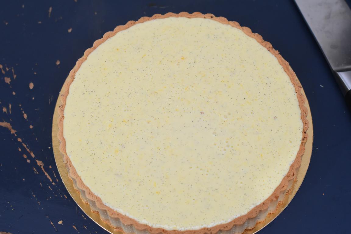 tarte pecan vanille creme brulee 12