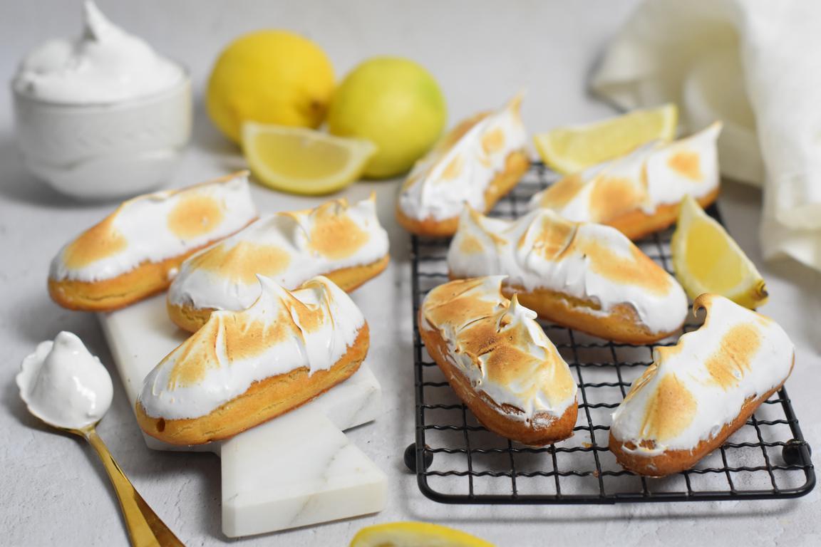 eclairs citron meringue 23