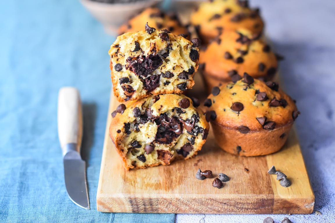 muffins pepites choco 13