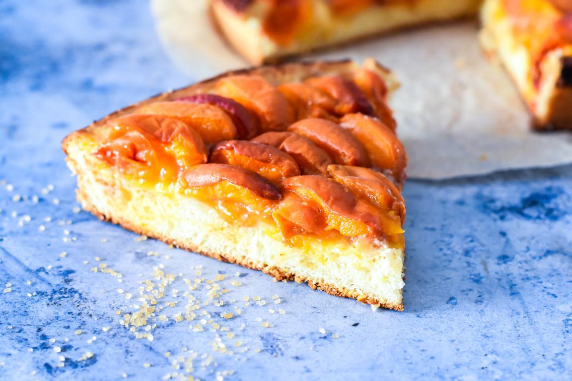 tarte brioche abricots 15