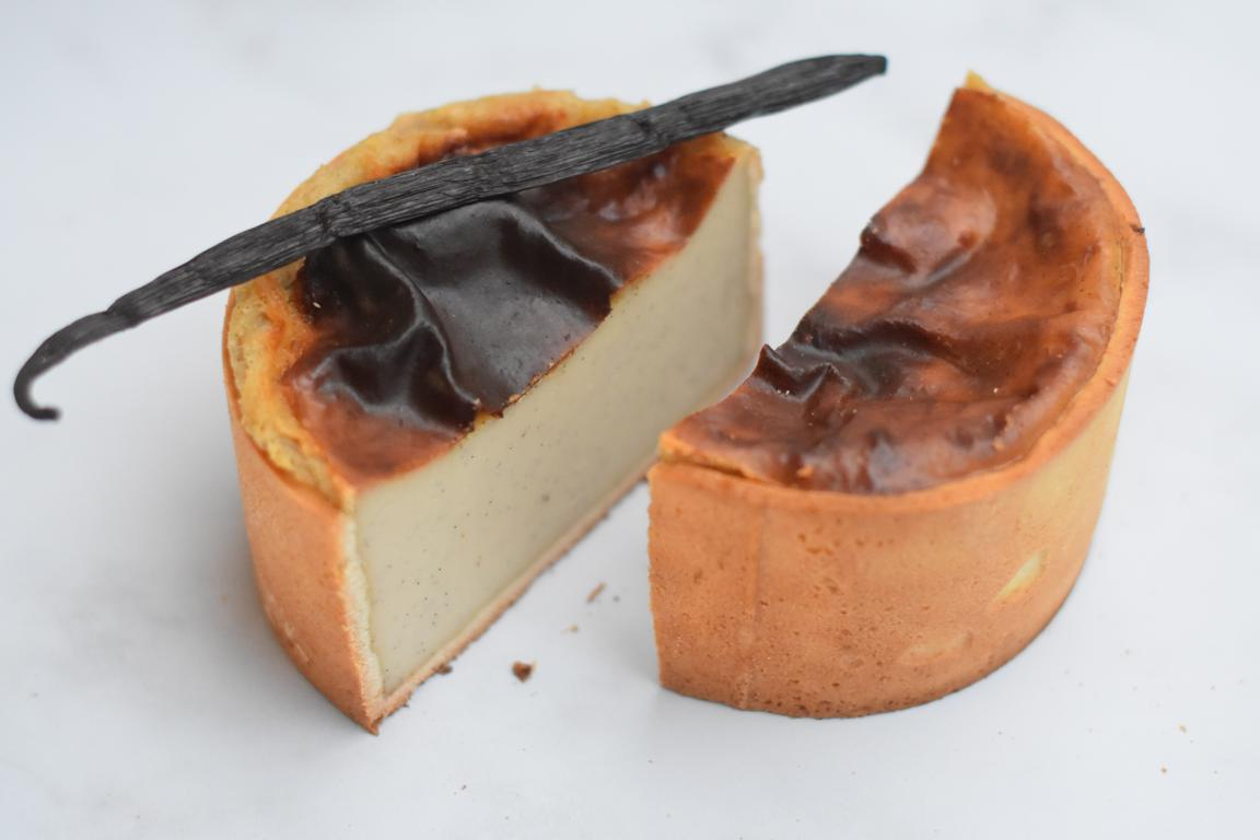 Flan pâtissier vanille (Cédric Grolet)