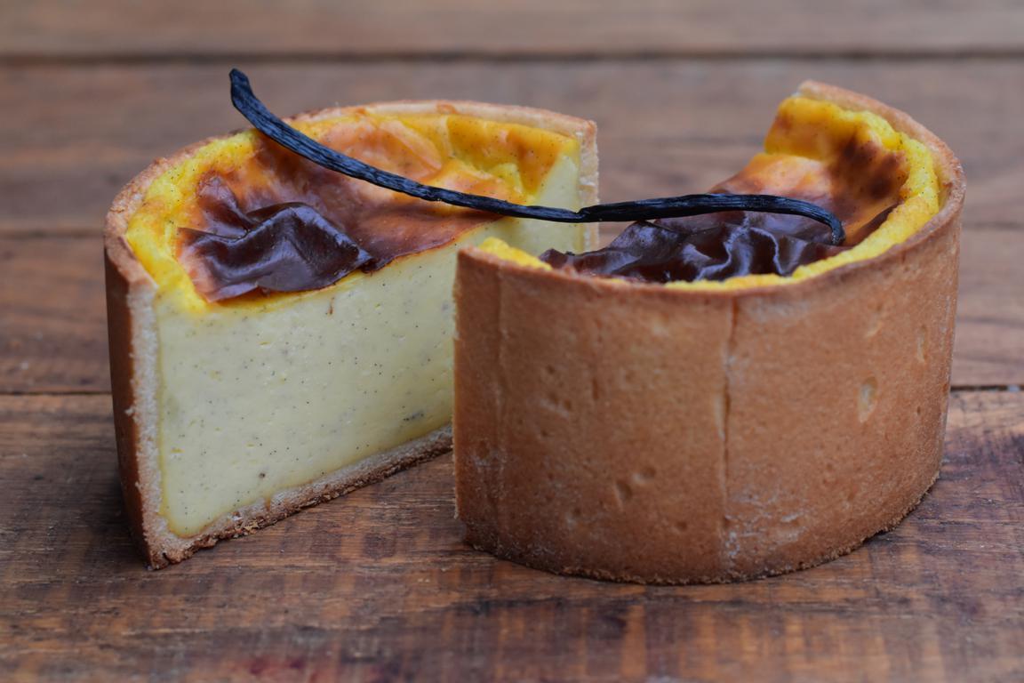 Flan pâtissier vanille (Quentin Lechat)
