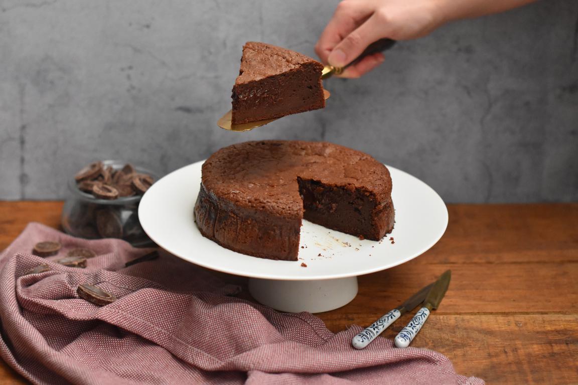 Fondant chocolat & caramel beurre salé