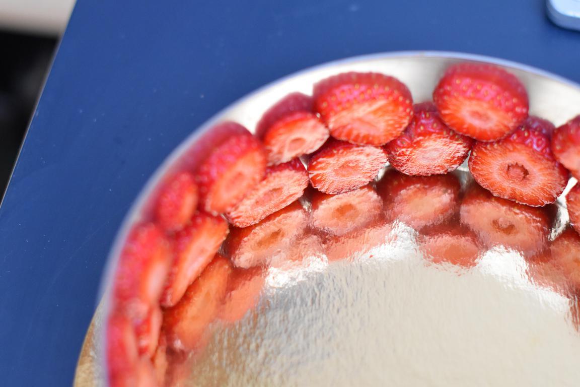 fraisier citron 14