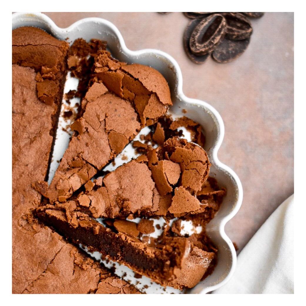 Gâteau au chocolat (Frédéric Bau)