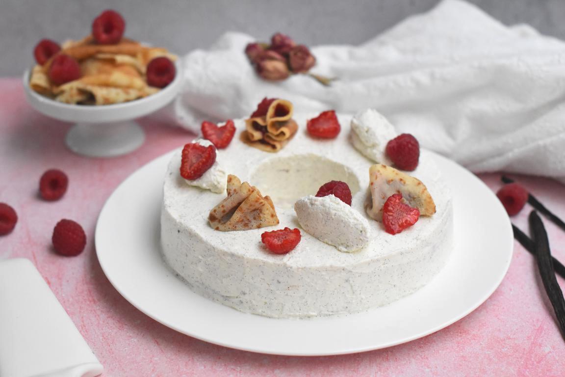 gateau crepes confit framboise vanille18