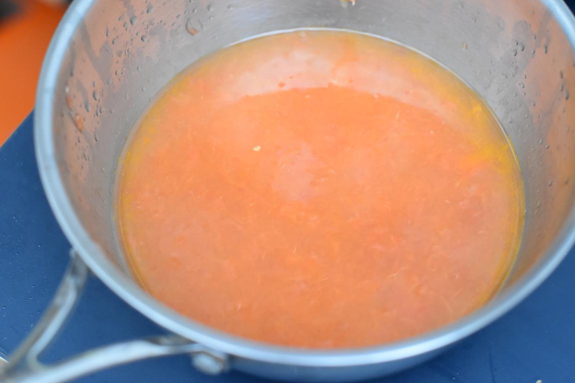 gateau noisette fraise pamplemousse 1