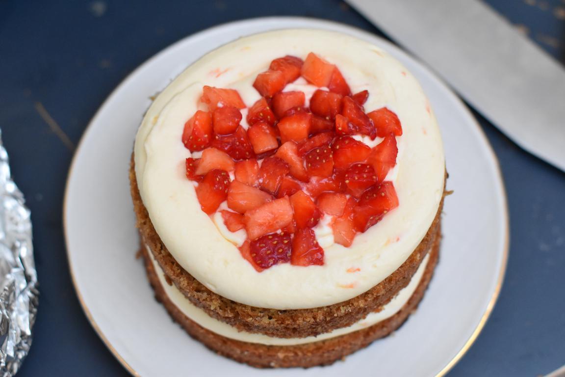gateau noisette fraise pamplemousse 17