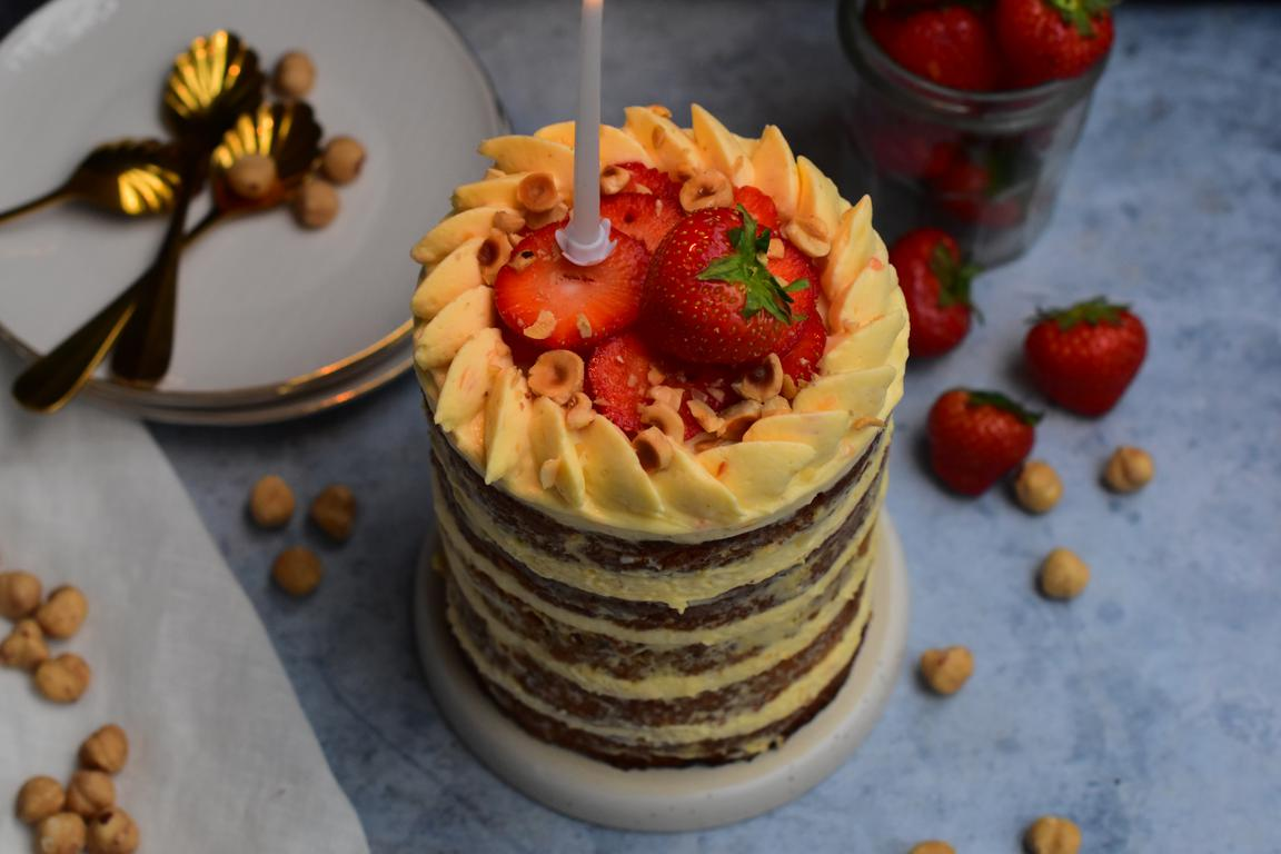 gateau noisette fraise pamplemousse 20