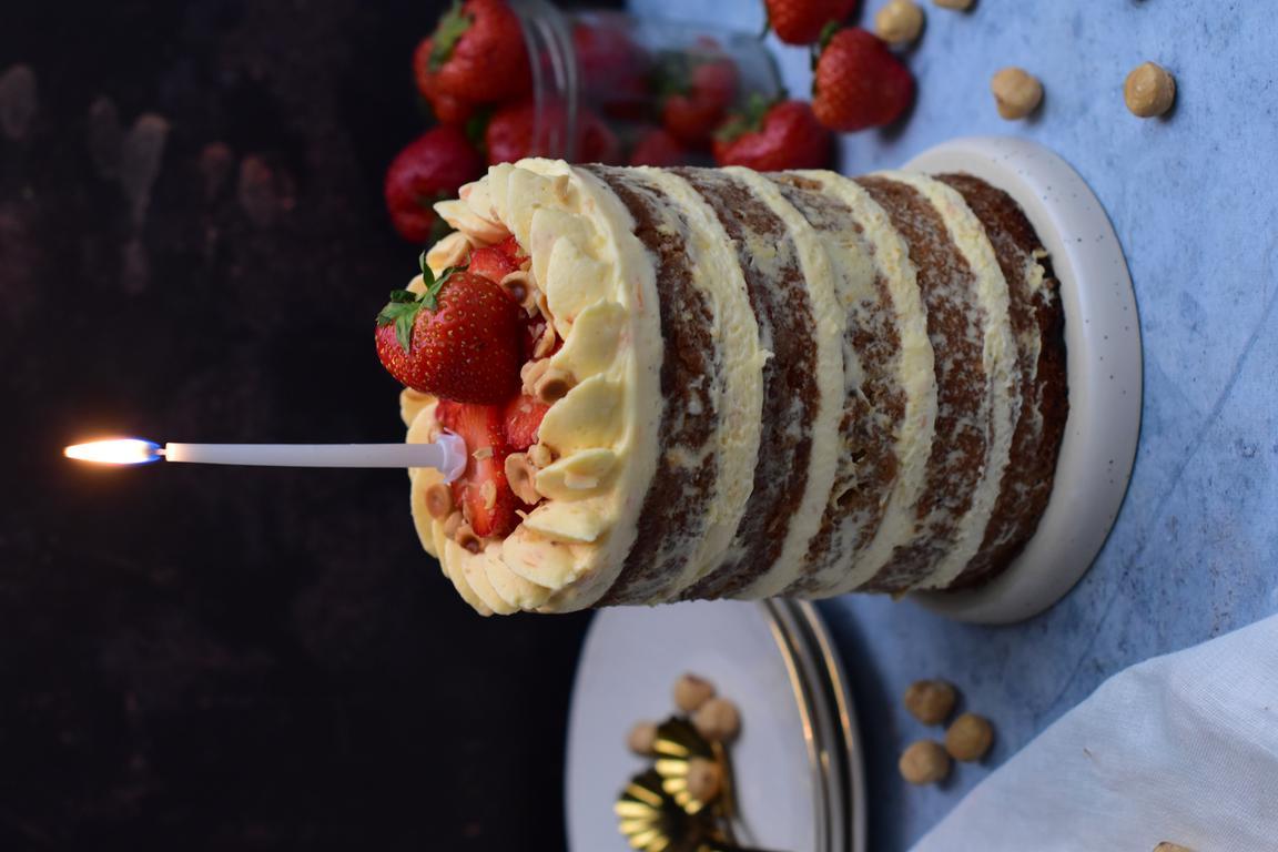 gateau noisette fraise pamplemousse 21