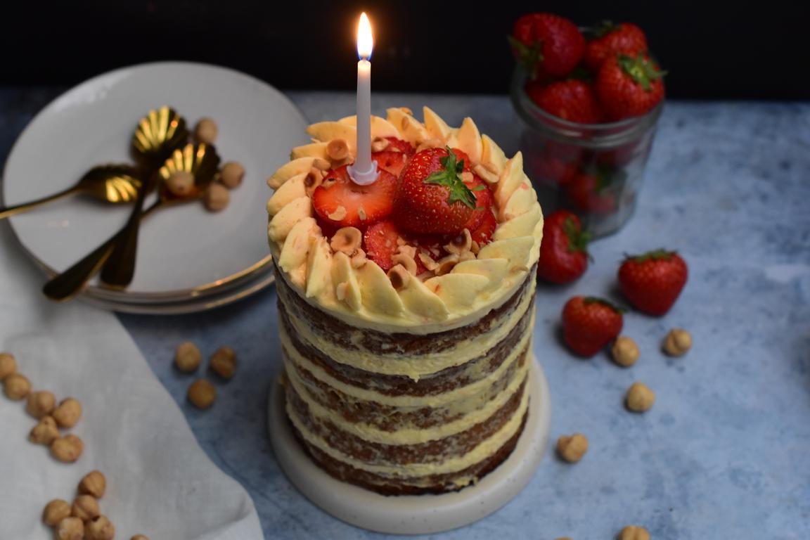 gateau noisette fraise pamplemousse 24