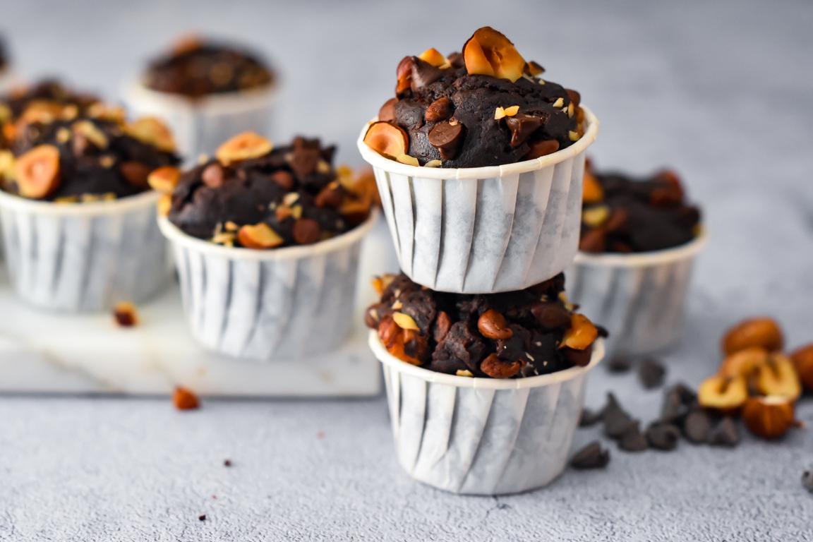 muffins choco 6
