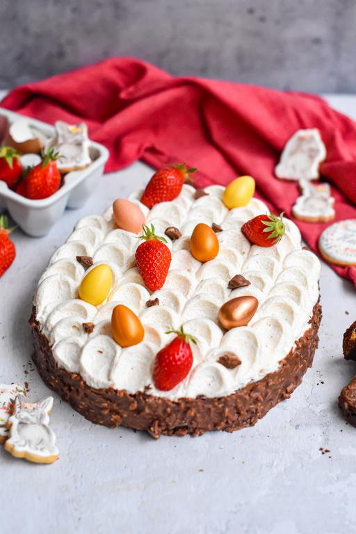 brownie fraise paques 19