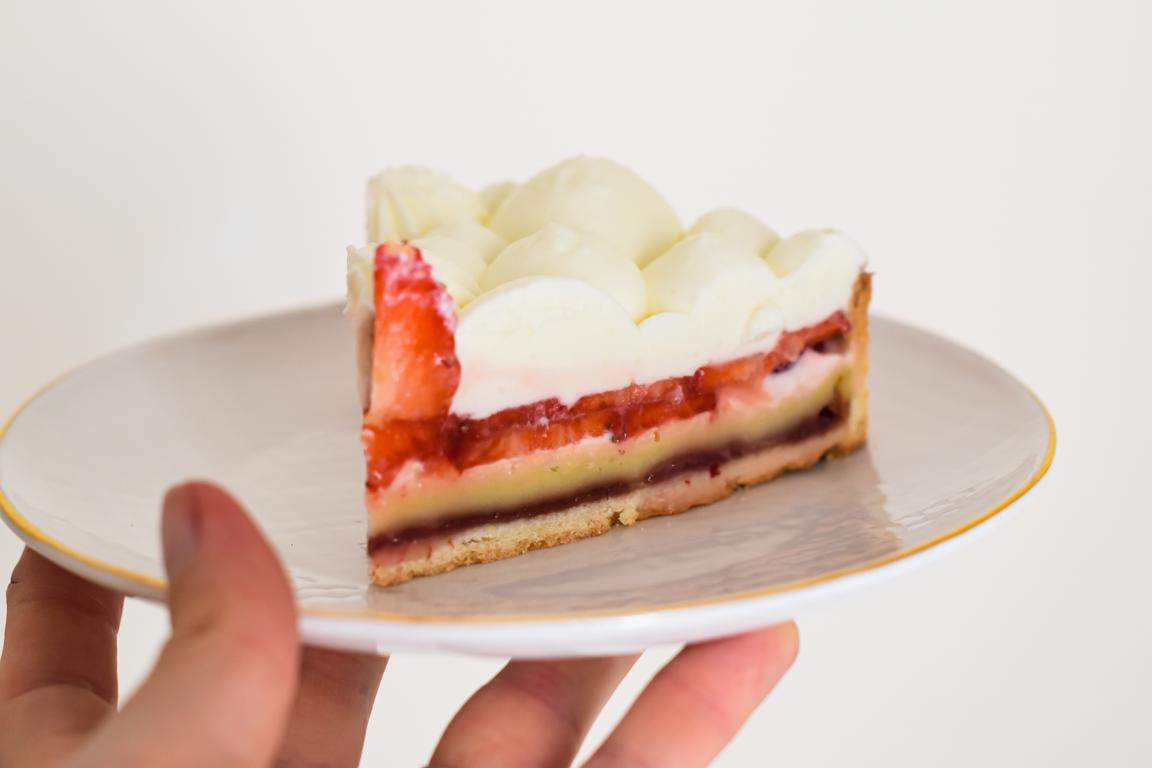tarte fraise yaourt 14