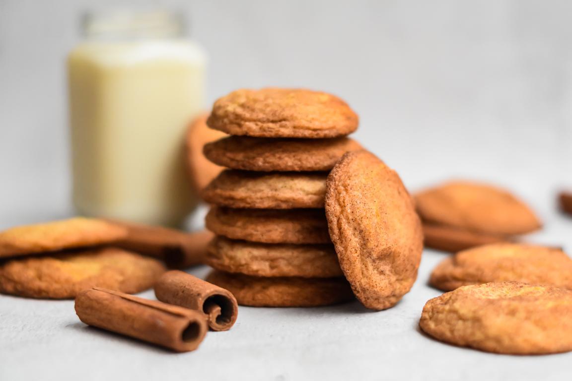 Snickerdoodles (cookies à la cannelle)